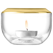 Buy LSA International Space Tealight Holder Online at johnlewis.com