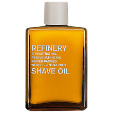 Buy The Refinery Shave Oil, 30ml Online at johnlewis.com