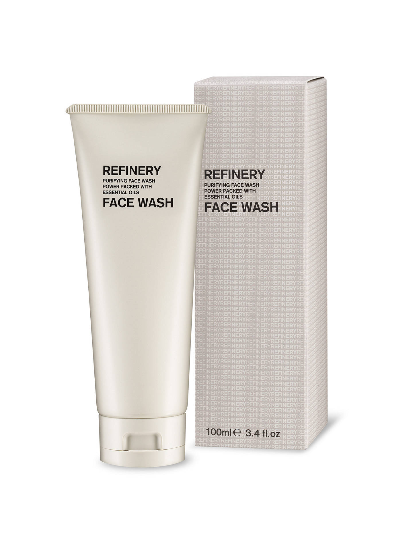 BuyThe Refinery Face Wash, 100ml Online at johnlewis.com