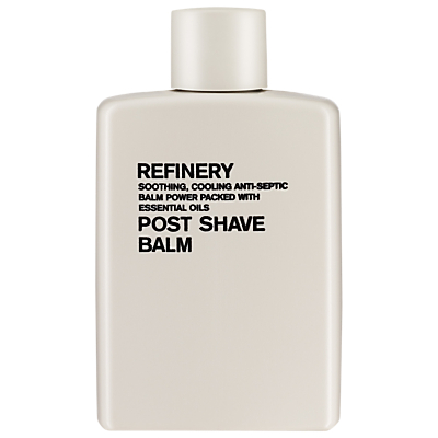 The Refinery Post Shave Balm, 100ml