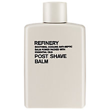 Buy The Refinery Post Shave Balm, 100ml Online at johnlewis.com