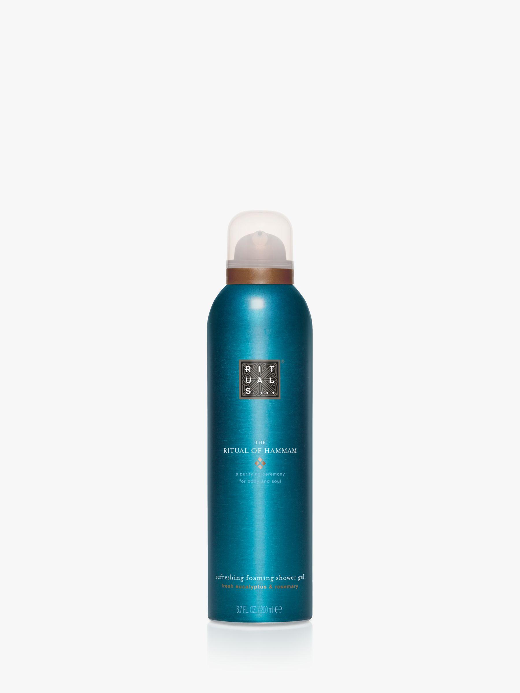 Rituals Rituals The Ritual of Hammam Refreshing Foaming Shower Gel, 200ml
