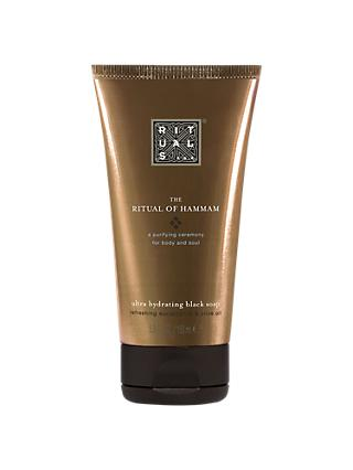 Rituals The Ritual Of Hammam Ultra Hydrating Black Soap, 150ml