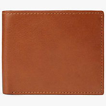 Buy John Lewis Paisley Bifold Leather Wallet Online at johnlewis.com