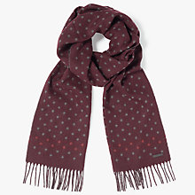 Buy Ted Baker Redpine Spotted Scarf Online at johnlewis.com