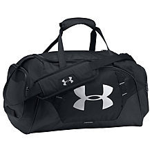 Buy Under Armour Storm Undeniable 3.0 Small Duffle Bag Online at johnlewis.com