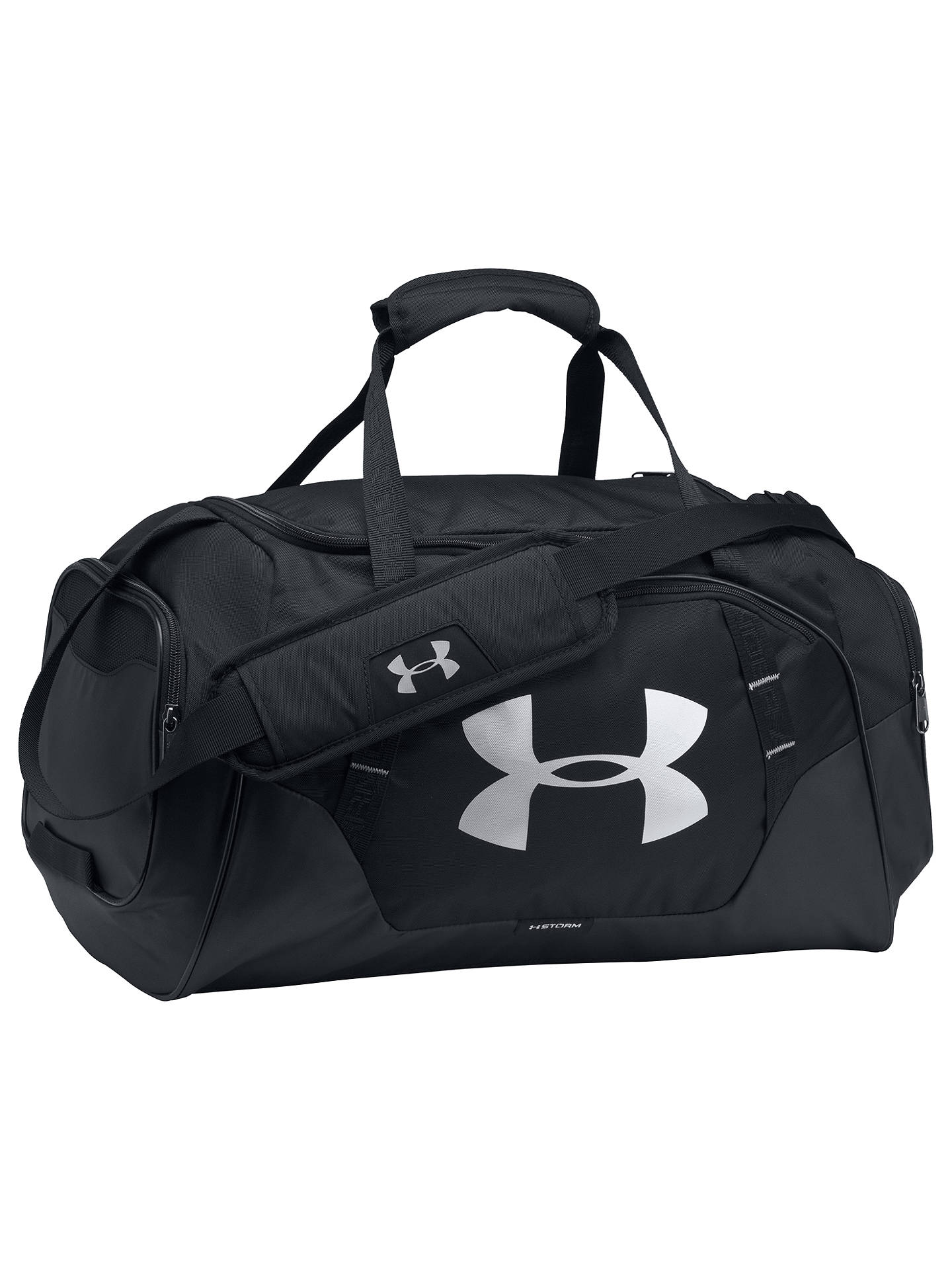 dd6d94ec8d Under Armour Storm Undeniable 3.0 Small Duffle Bag at John Lewis ...