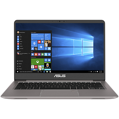 Image of ASUS ZenBook UX410 Laptop, Intel Core i5, 8GB RAM, 256GB SSD, 14