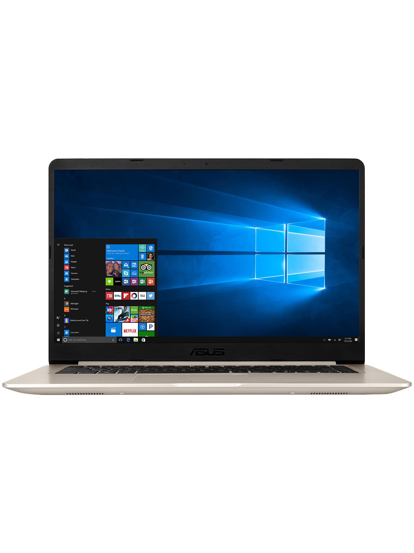 ASUS Vivobook S510 Laptop, Intel Core i7, 8GB RAM, 256GB SSD