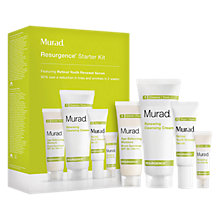 Buy Murad Resurgence Starter Set Online at johnlewis.com