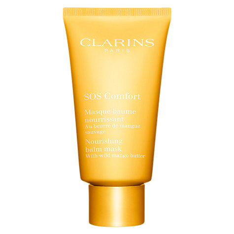 SOS Comfort Nourishing Balm Mask by Clarins #3