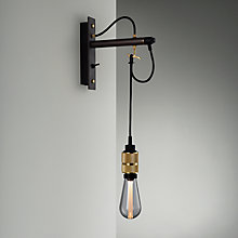 Buy Buster + Punch Hooked Wall Light Online at johnlewis.com