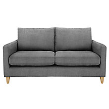 Buy John Lewis Bailey Medium 2 Seater Sofa, Light Leg Online at johnlewis.com