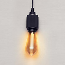 Buy Buster + Punch Hooked 1.0 Ceiling Light, Nude Brass Online at johnlewis.com