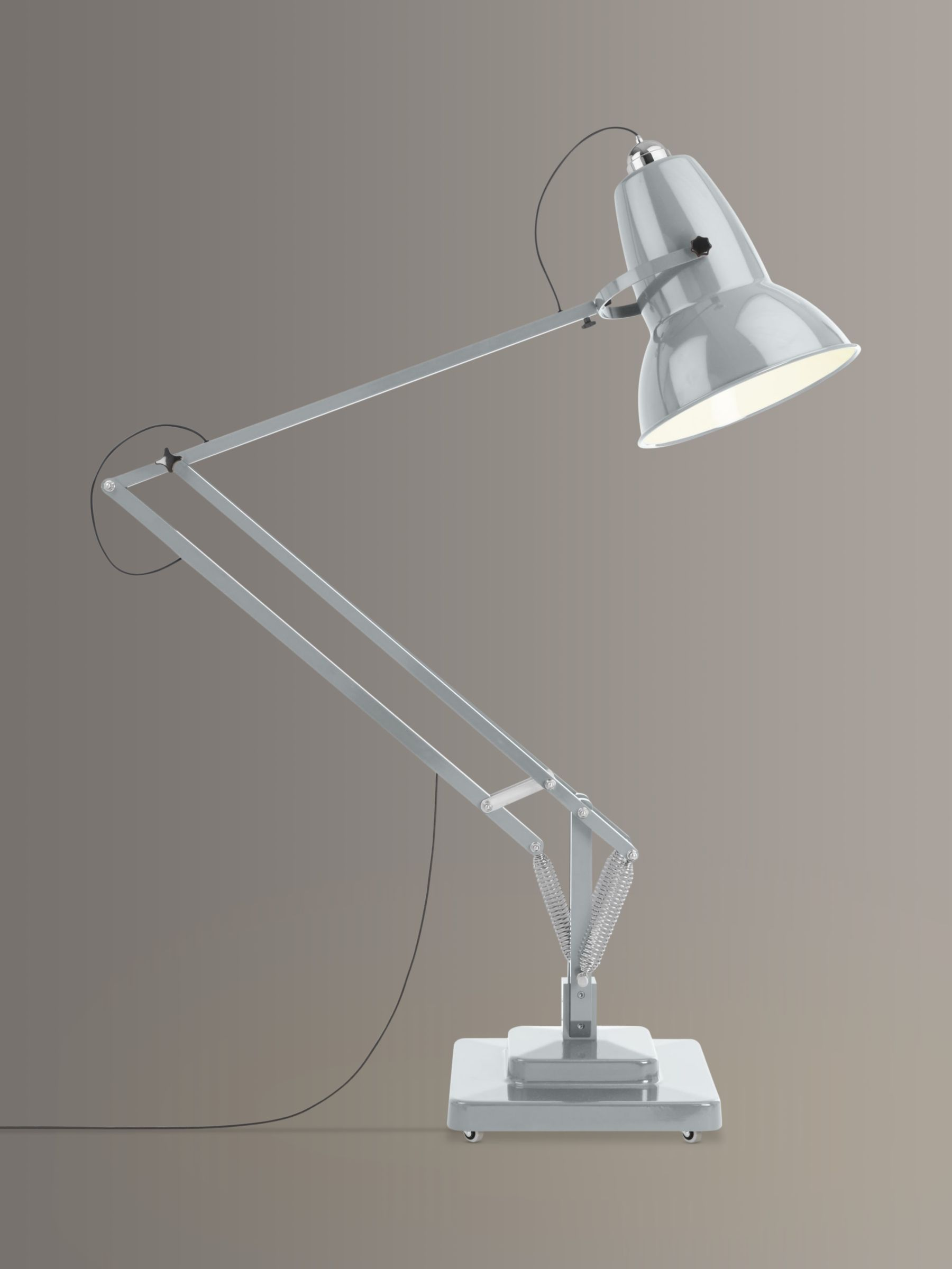 Anglepoise Anglepoise 1227 Giant Floor Lamp, Dove Grey