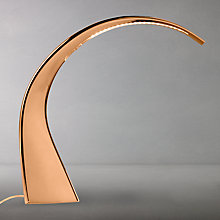 Buy Kartell Taj Mini LED Task Lamp, Copper Online at johnlewis.com
