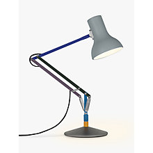 Buy Anglepoise + Paul Smith T75 Mini Desk Lamp, Edition 2 Online at johnlewis.com