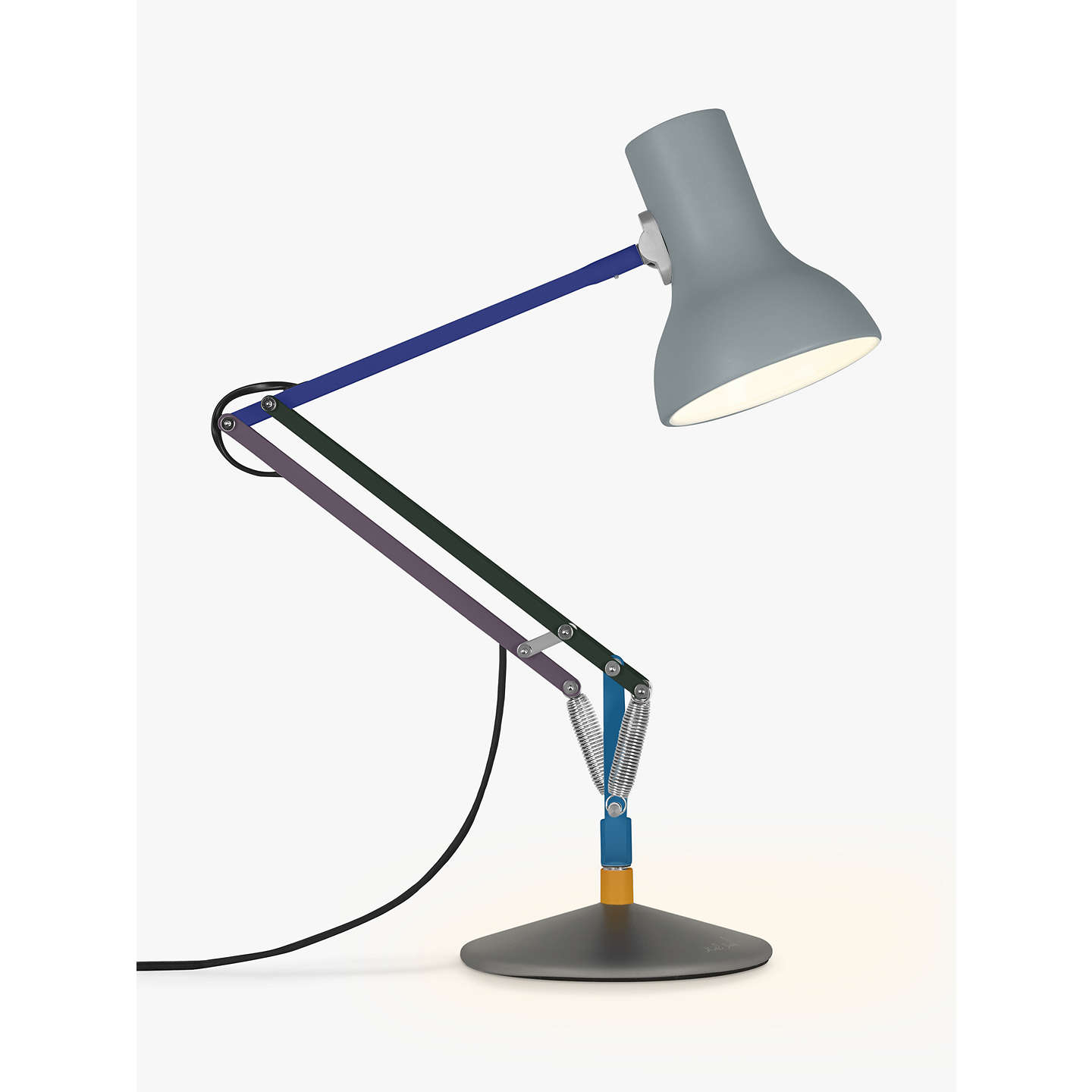 Anglepoise Paul Smith Type 75 Mini Desk Lamp Edition 2 At Johnlewis