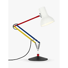 Buy Anglepoise + Paul Smith Type 75 Mini Desk Lamp, Edition 3 Online at johnlewis.com