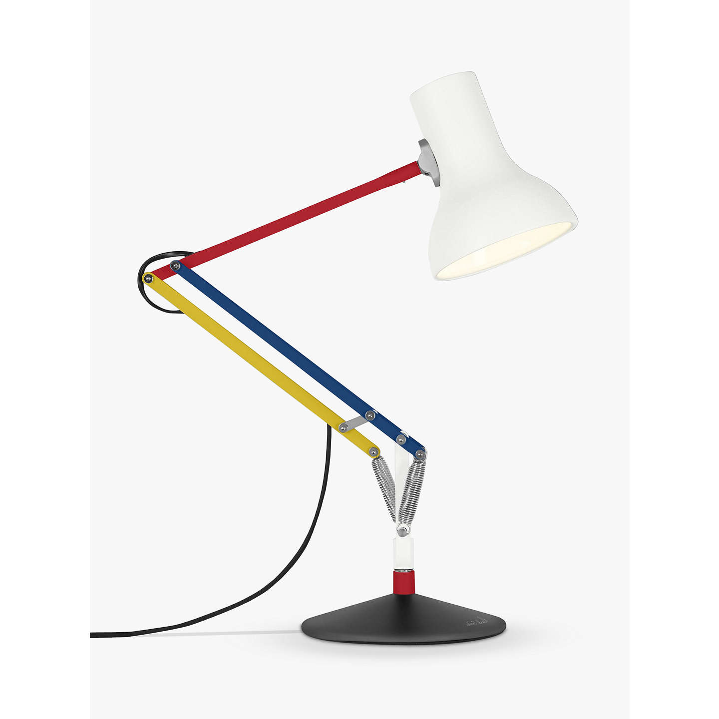 BuyAnglepoise + Paul Smith Type 75 Mini Desk Lamp, Edition 3 Online At  Johnlewis.