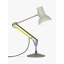 Buy Anglepoise + Paul Smith T75 Mini Desk Lamp, Edition 1 Online at johnlewis.com