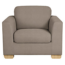 Buy John Lewis Cooper Armchair, Light Leg Online at johnlewis.com