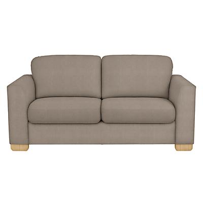 John Lewis Cooper Large 3 Seater Sofa, Light Leg