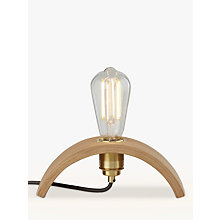 Buy Tom Raffield Archer Table Lamp Online at johnlewis.com