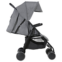 Buy Silver Cross Avia Pushchair, Eton Grey Online at johnlewis.com