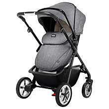 Buy Silver Cross Pioneer Exclusive Package Pushchair, Mono-Marque Online at johnlewis.com