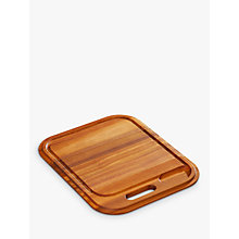 Buy Franke ARX Chopping Board, Bamboo Wood Online at johnlewis.com