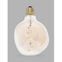 Buy Tala LED Voronoi I 2W LED ES Bulb, Clear, Dimmable Online at johnlewis.com