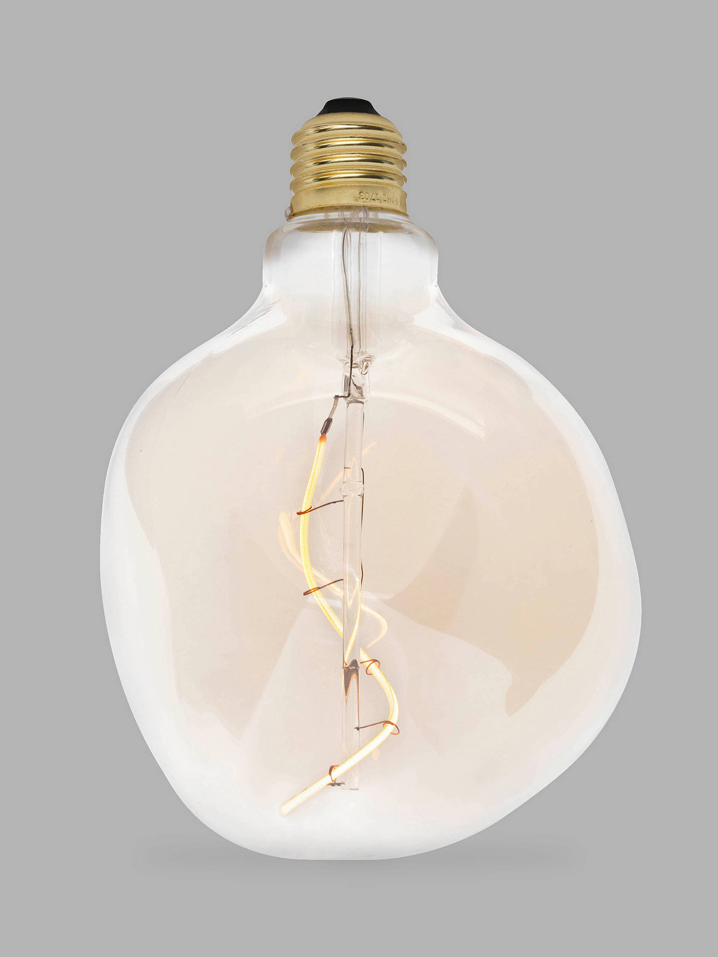 BuyTala LED Voronoi I 2W LED ES Bulb, Clear, Dimmable Online at johnlewis.com