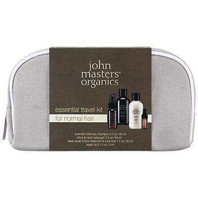 John Masters Essential Travel Kit For Normal Hair