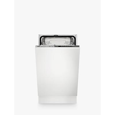 Image of AEG FSB51400Z 9 Place Slimline Fully Integrated Dishwasher