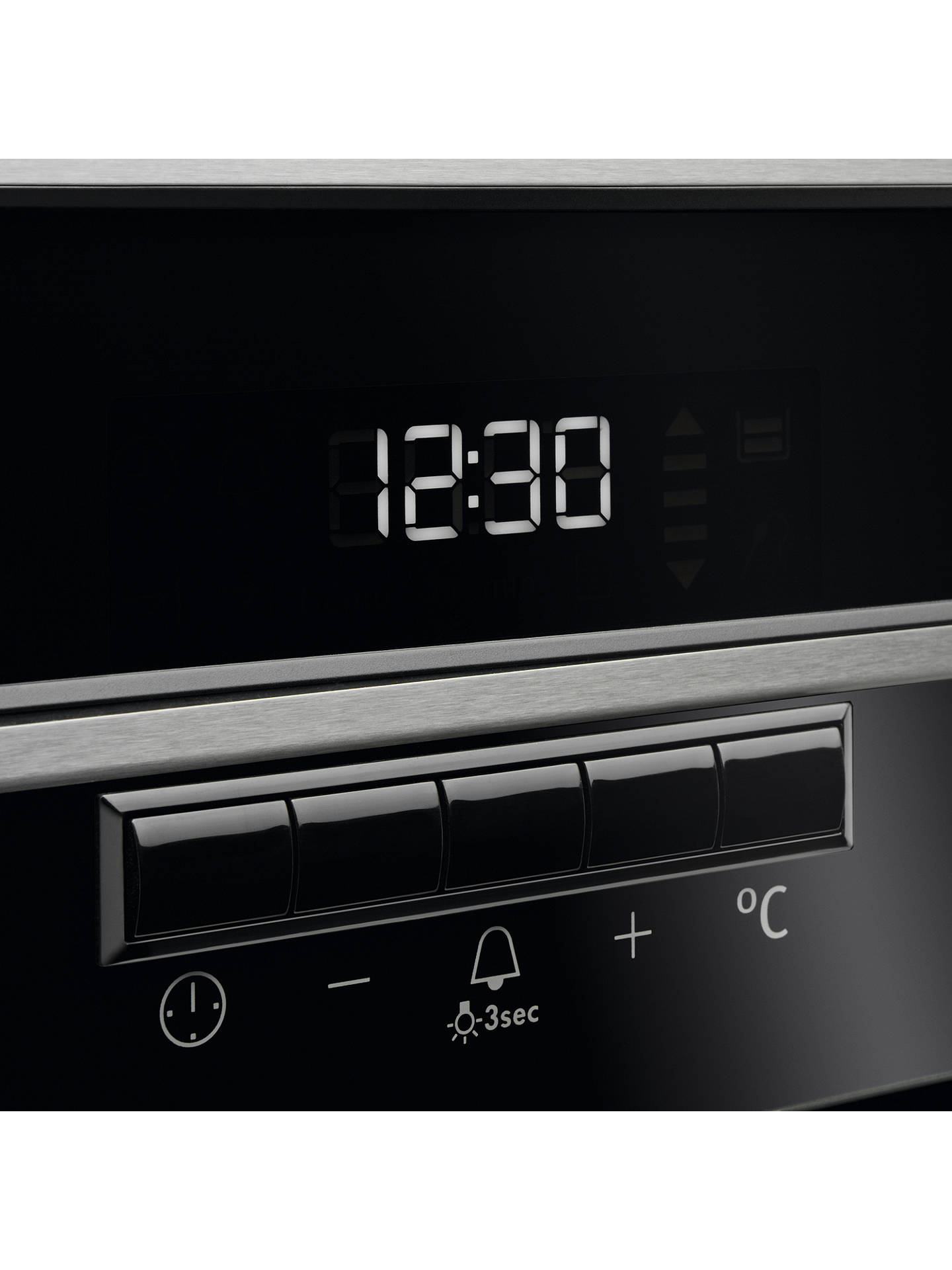 Buy AEG BPS552020M Built-In Single Pyrolytic Multifunction Oven, Stainless Steel Online at johnlewis.com