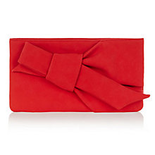 Buy Coast Azalea Twist Bow Clutch Bag Online at johnlewis.com
