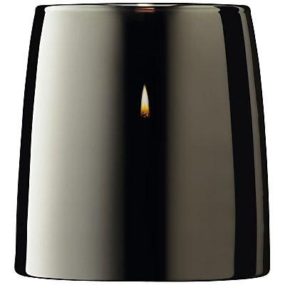 LSA International Metallic Storm Lantern