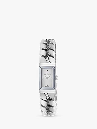 69ebacbd51b Gucci YA147501 Women s G-Frame Bracelet Strap Watch