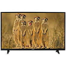 "Buy Linsar 40UHD200 LED 4K UHD Smart TV, 40"" with Built-In Wi-Fi, Freeview HD & Freeview Play Online at johnlewis.com"