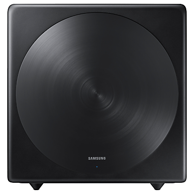 Samsung SWA-W700 Wireless Subwoofer with Distortion Cancelling, Black