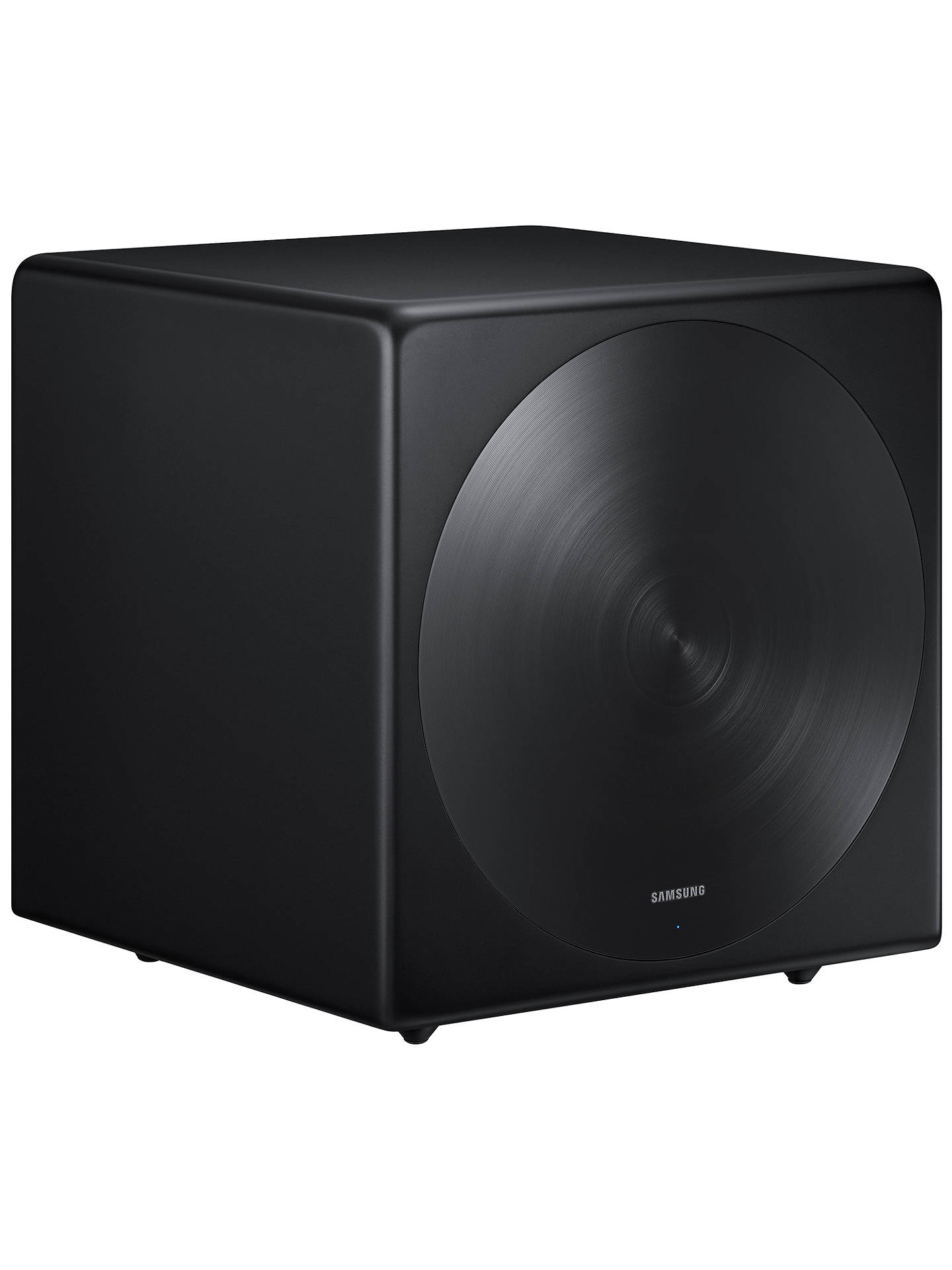 BuySamsung SWA-W700 Wireless Subwoofer with Distortion Cancelling, Black Online at johnlewis.com