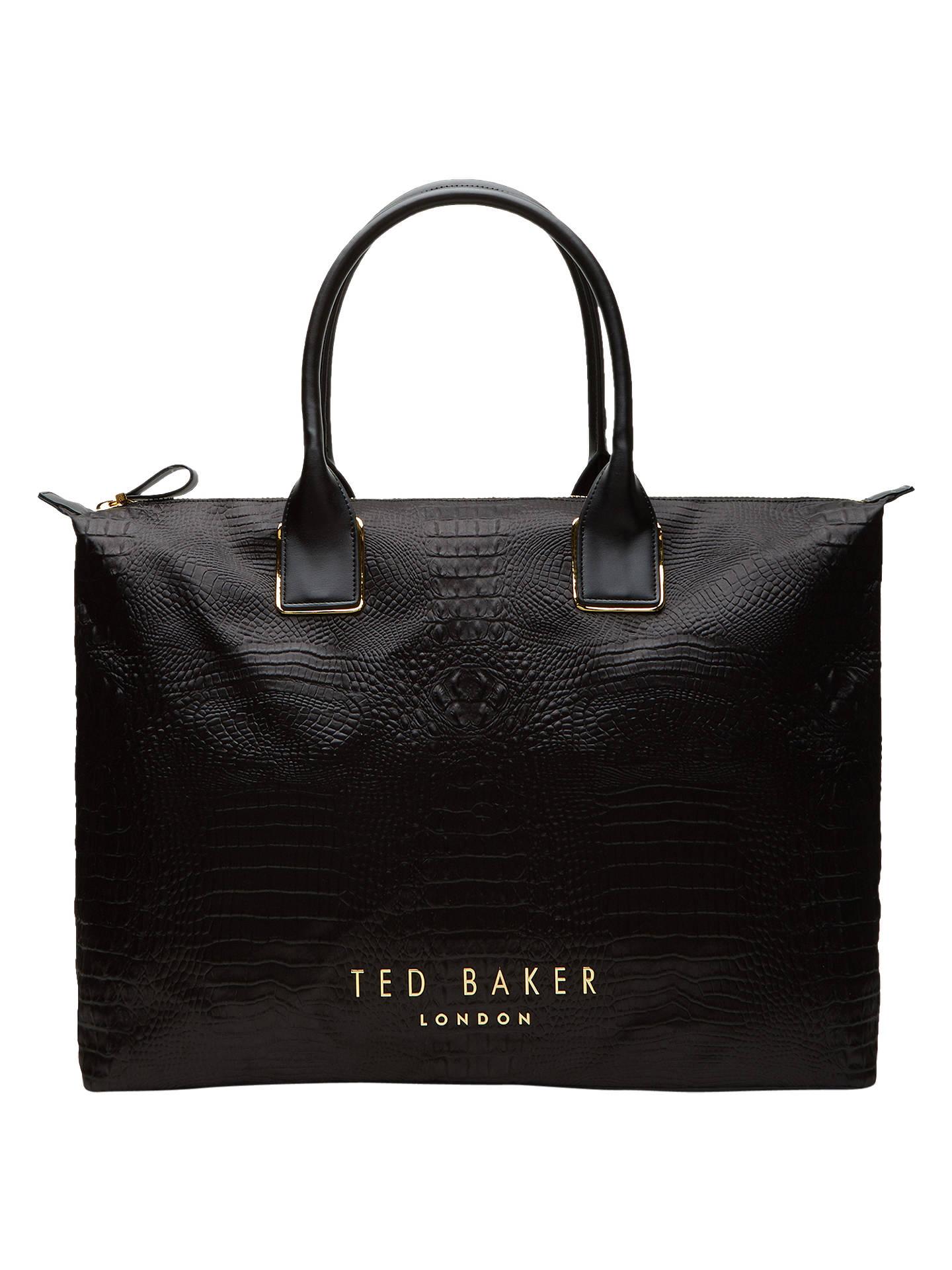 5888a70fa4db1c Buy Ted Baker Tori Exotic Large Tote Bag