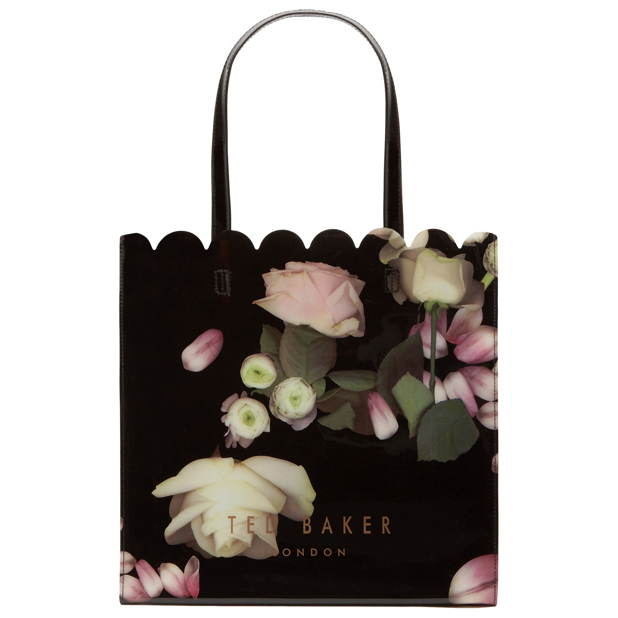 ted baker sale paint splash shopper bag