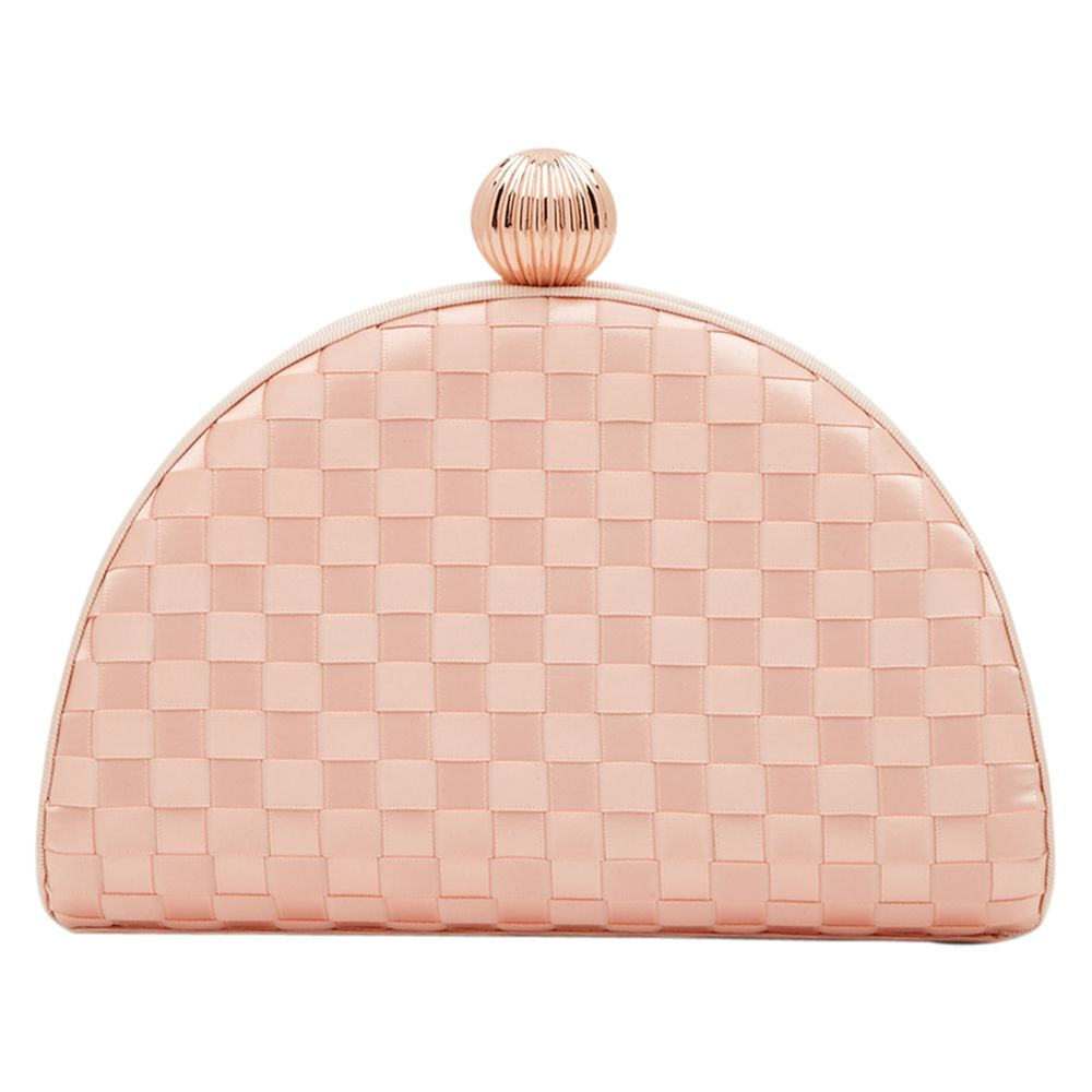 721dc701a671 Ted Baker Tie The Knot Kyla Bobble Clutch Bag at John Lewis   Partners