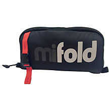 Buy mifold Designer Gift Bag, Slate Grey Online at johnlewis.com