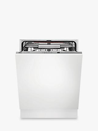AEG FSS62800P Integrated Comfort Lift Dishwasher