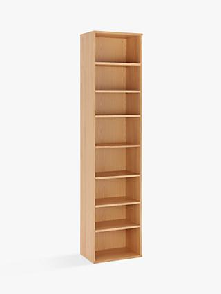 Astounding Bookcases Shelving Units Shelves John Lewis Partners Beutiful Home Inspiration Xortanetmahrainfo