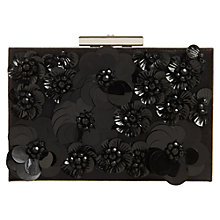 Buy Phase Eight Flora Box Clutch Bag Online at johnlewis.com