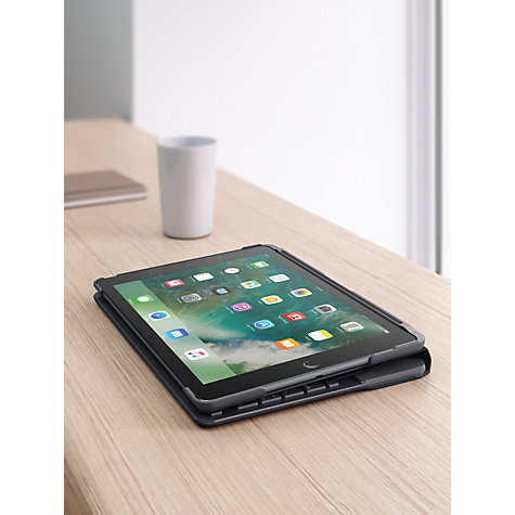 Buy Logitech Slim Folio Keyboard for for iPad (5th generation, 2017 release) Online at johnlewis.com